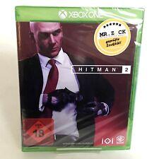 Hitman 2 - Deutsche Handelsversion - Uncut - Xbox One - XB1 *nagelneu*