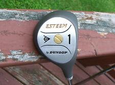 New Dunlop Esteem right hand golf club set