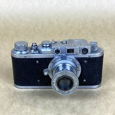 FED 35mm Rangefinder Film Camera - LEICA COPY - W/ 50mm 1:3.5 - VINTAGE