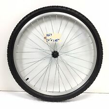 "Complete 24"" Front Bicycle Alloy Wheel with 1.95"" Tire Junior Mountain Bike #k67"