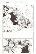 New X-Men #44 p.2 - Predator X Kill - 2008 art by Humberto Ramos