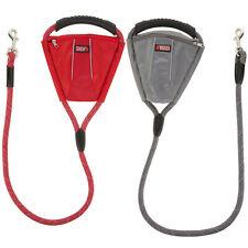 KONG Storage Pocket Rope Dog Leash Reflective Dogs Walking Bungee Waist Comfort