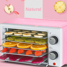 5 Tray Food Dehydrator Electric Dried Fruit Machine Vegetable Dryer Beef