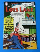 SUPERMAN'S GIRLFRIEND LOIS LANE #65 ~ 1966 DC SILVER AGE ~ NM