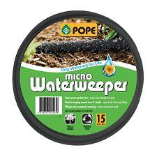 Pope 15m Micro Water Weeper Soaker Hose 4mm diameter
