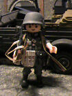 PLAYMOBIL CUSTOM SUBOFICIAL WEHRMACHT (NORMADIA-1944) REF-0594 BIS