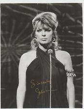 Julie London  Certified Signed autographed 8 X10 photo + COA