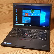 Lenovo ThinkPad T460s Laptop i7-6600U 1920x1080 Touchscreen 12GB 256GB SSD