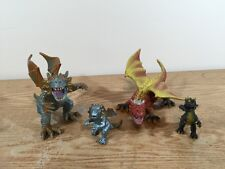 Elite & Megawing Dragon & 2 Small Dragons 2006 Toymajor Trading Co.