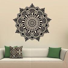 Mandala Flower Indian Bedroom Wall Decal Art Stickers Mural Home Vinyl Family US