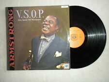 "LP LOUIS ARMSTRONG ""VSOP Very Special Old Phonography vol 2"" CBS 62 471 µ"