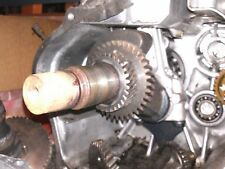 USED 246-20701-01 Crankshaft FOR G6100R & MORE-ENTIRE PICTURE NOT FOR SALE