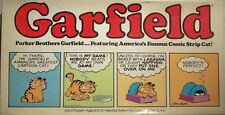 GARFIELD GAME FROM PARKER BROTHERS