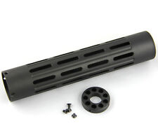 """10"""" inch One Piece Free Float tube handguard w/ .75"""" end cap (HG10RD)"""