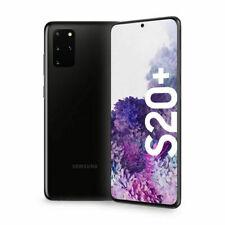 Samsung Galaxy S20+ PLUS 5G SM-G986 12+128GB Dual Sim COSMIC BLACK Smartphone