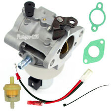 Carburetor with fuel shut off solenoid for John Deere STX30 AM132722 Carb