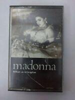 MADONNA Like A Virgin W425157 Cassette Tape CH Club Edition 1984