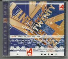 "Twenty 4 Seven ""Twenty 4 Hours a Day,Seven Days a Week"" CD 1997 NEU/OVP/Sealed"