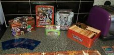 Massive Yu Gi Oh Card Collection With Super Rare Cards And Colleltable Tins