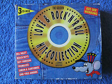 3 CD musicali The Golden Love & Rock 'n' roll Hit Collection Bill Haley TREMELOES