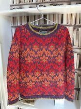 Dale of Norway 100% Wool Sweater -- Women's M