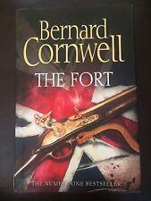 The Fort by Bernard Cornwell (Hardback, 2010) First Edition