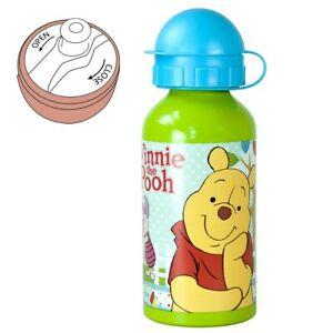 Alu-Trinkflasche Pooh Woodland   400 ml   Winnie Puuh   Sport-Aluminium-Flasche