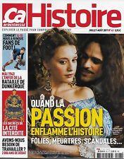 Ca M'interesse histoire N° 43 / quand la Passion enflamme L'histoire