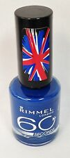 Rimmel London 60 Seconds Nail Polish - Blue Eyed Girl #231