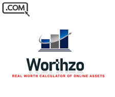 Worthzo.com - Brandable Premium Domain Name - Worth Estimator