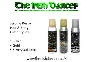 Jerome Russell Hair and Body Glitter Spray
