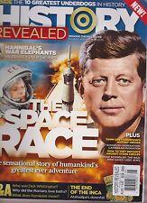 HISTORY REVEALED MAGAZINE #6 AUG 2014, THE SPACE RACE.