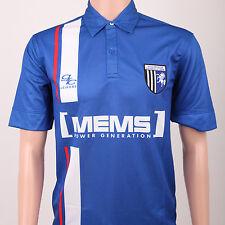 Gillingham FC Football Shirt  Home Top XXL Gills Soccer Jersey Kent Home BNWT
