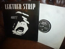 """Maxi 12"""" Leaether Strip, Object V, industrial gothic EP ZOTH OMMOG, ZOT 18, 1991"""