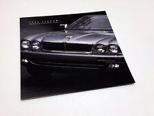 1996 Jaguar XJ6 Vanden Plas XJR XJ12 XJ-S Colour & Upholstery Guide Brochure