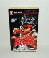 LIVRE MANGA MASANORI MORITA RACAILLE BLUES VOL 6