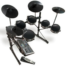 Alesis DM10 STUDIO KIT Six Piece Electronic Drumset W/ Realhead Drum Pads New