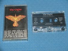 AA.VV. - THE CROW CITY OF ANGELS / O.S.T. COLONNA SONORA  Miramax 533 147-4  MC