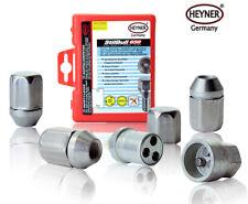 MAZDA 2 2002 To 2020 Wheel Locking Nuts M12x1,5 Alloy Wheel Protection AGA