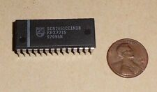 New listing Philips Programmable Communications Interface (Pci) Scn2651Cc1N28-Lot of 2