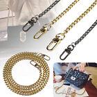 Replacement Purse Chain Strap Handle Shoulder Crossbody Handbag Bag Metal 120cm