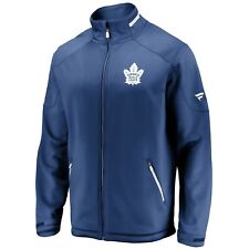 Men's Blue Toronto Maple Leafs Authentic Pro Rinkside Full-Zip Jacket NHL Hockey
