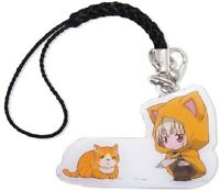 Cell Phone Charm - Soul Eater NOT! - SD Kana New Licensed ge17554 Free Shipping