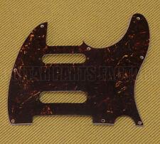004-8637-000 Genuine Fender Tortoise Shell 4-Ply Tele Plus/Nashville Pickguard