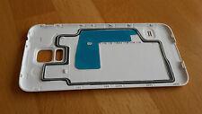 Akkudeckel für Samsung Galaxy S5 i9600 ( SM - G900F ) in WEISS -> NEUWARE! *F2*