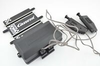 Carrera Go Controller Base 2 Remotes 1:43 TMNT Slot Car Track Collectible Racing