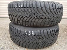 2x Winterreifen 195/55R16 87H Michelin Alpin 4 Dot2013-14 7,5m #-N34