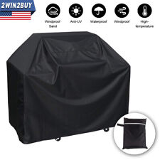 57inch BBQ Gas Grill Cover Barbecue Charbroil Waterproof Heavy Duty Protector