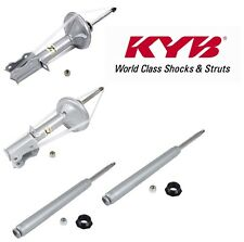 Toyota Tercel 82-87 Front+Rear Strut Assemblies Strut Catridges Kit KYB Excel-G
