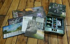 Lord of the Rings (Board Game, 2000) lotr Reiner Knizia Fantasy Flight COMPLETE!